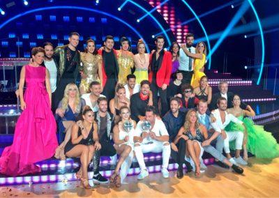 Gala Bailando con las Estrellas